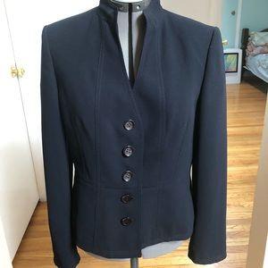Calvin Klein Navy Blue Suit